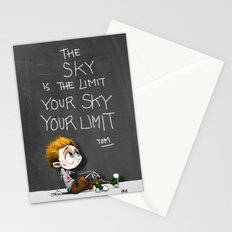 Your sky is your Limit Stationery Cards