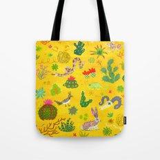 Desert Life Tote Bag