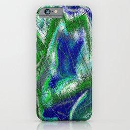 New World Matt Texture Abstract VII iPhone Case