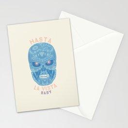Hasta la vista, baby Stationery Cards