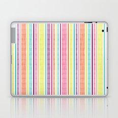 Textured Stripes Laptop & iPad Skin
