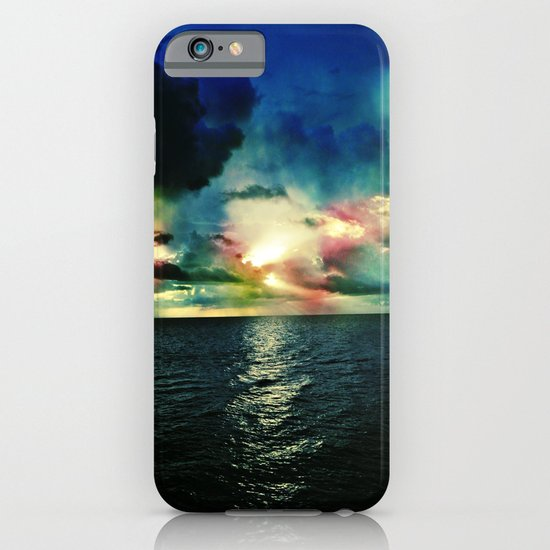 Rise with the Tides iPhone & iPod Case