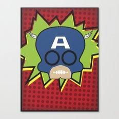 Avengers - Captain America Canvas Print