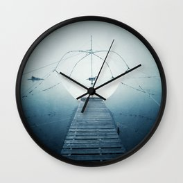 Fishing net Wall Clock