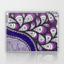 Purple-licious Laptop & iPad Skin