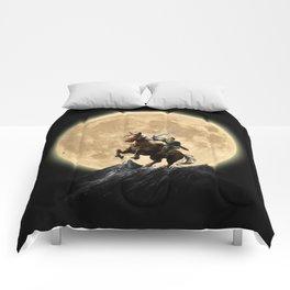 The Legend Of Zelda Full Moon Comforters