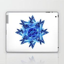 duck tail snowflake 22 Laptop & iPad Skin