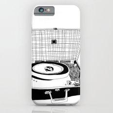 Record Player Slim Case iPhone 6s