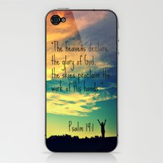 God's Handiwork iPhone & iPod Skin