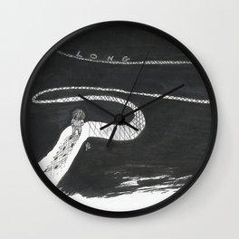 T.A : L O N G Wall Clock