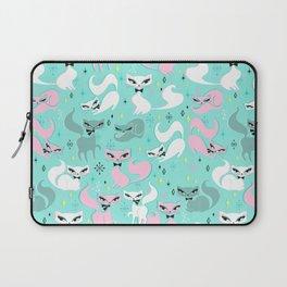 Swanky Kittens Laptop Sleeve