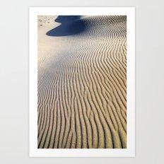 Wind dreams Art Print