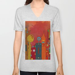 Colourama Unisex V-Neck