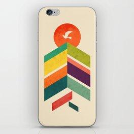Lingering Mountains iPhone Skin