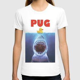 Pug Attack T-shirt