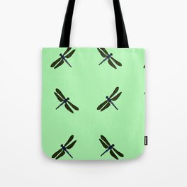Battimamzelle Design - Mint Green Tote Bag