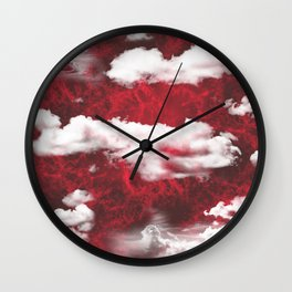 RedSky Wall Clock