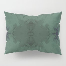 Spongey Existence in Teal Pillow Sham