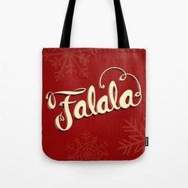 Falala - Red Tote Bag