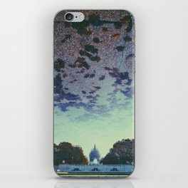 Reflecting On the Capital iPhone Skin