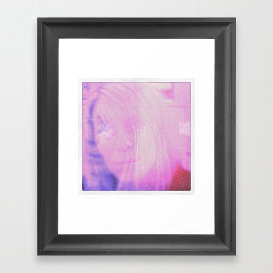 2fced Framed Art Print