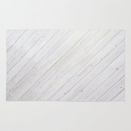 Wooden Boards Rug