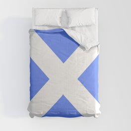 flag of scotland 4– scotland,scot,scottish,Glasgow,Edinburgh,Aberdeen,dundee,uk,cletic,celts,Gaelic Comforters