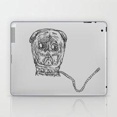 Pug Mug Laptop & iPad Skin