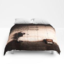 Resonance (Vienna) Comforters