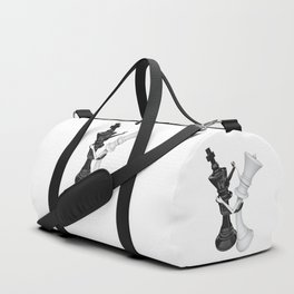 Chess dancers Duffle Bag
