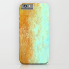 Earth and Water Abstract iPhone 6s Slim Case