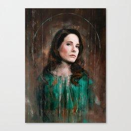 Alana Canvas Print