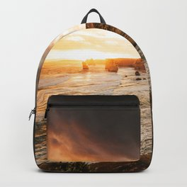 twelve apostles in australia Backpack