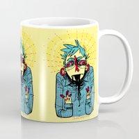 musa Mugs featuring 100% great by musa