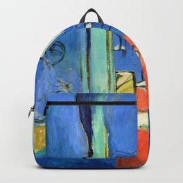 Henri Matisse The Casbah Gate Backpack
