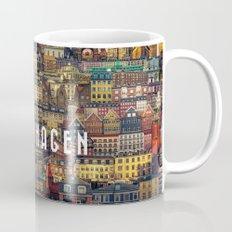 Copenhagen Facades Mug