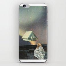 Tent iPhone & iPod Skin