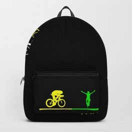 france, france yellow, france white Backpack