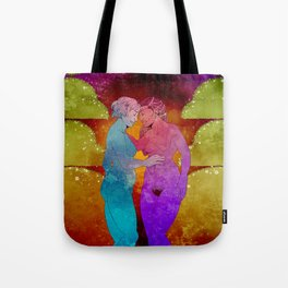 Dawn and Sunset Tote Bag