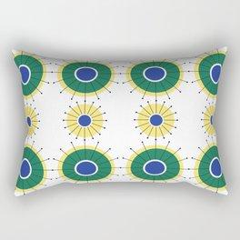 Fruity Summer Rectangular Pillow