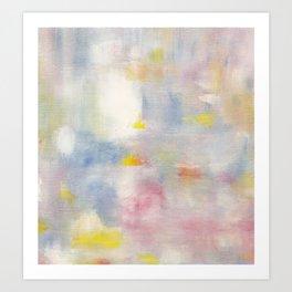 Reflex, colours 1996 Art Print