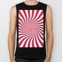 Swirl (Crimson/White) by 10813apparel