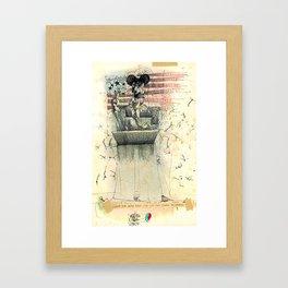 ...timeless work 2 Framed Art Print