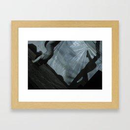 Contortion II Framed Art Print