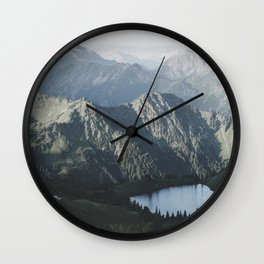 plansch Wall Clock