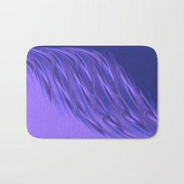 Rocking purple Bath Mat
