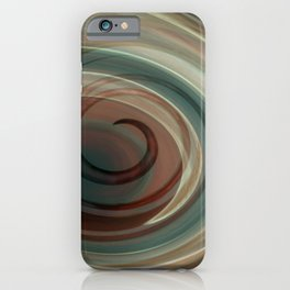 creation #2 iPhone Case