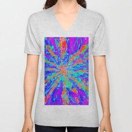 Star Colour Unisex V-Neck