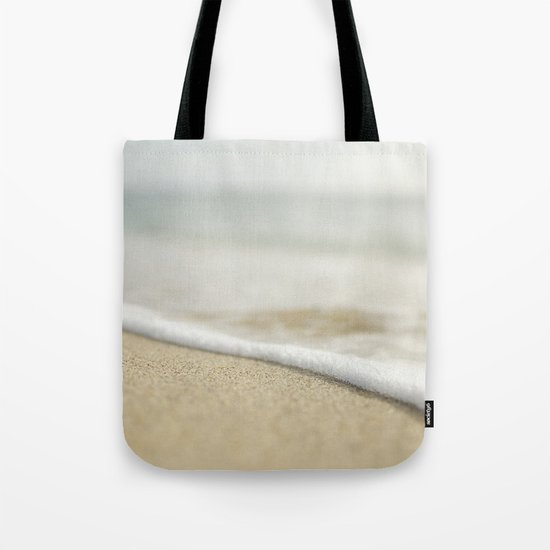 Sand and Surf Tote Bag