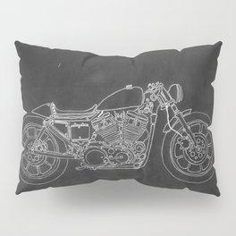 Thunder Bike Pillow Sham